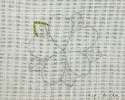 Long & Short Stitch Shading Lessons on www.needlenthread.com