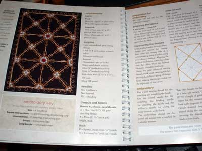 A-Z of Goldwork with Silk Embroidery, published by Country Bumpkin