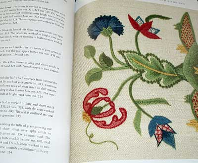 Crewel Embroidery: A Practical Guide, by Shelagh Amor, Book Review