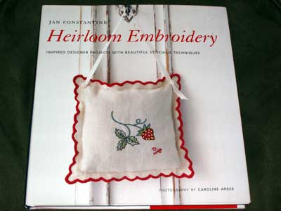 Heirloom Embroidery by Jan Constantine