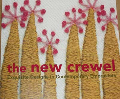 The New Crewel by Katherine Shaughnessy