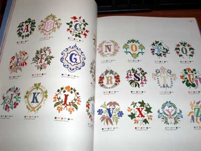 Traditional Alphabets For Hand Embroidery Needlenthread Com