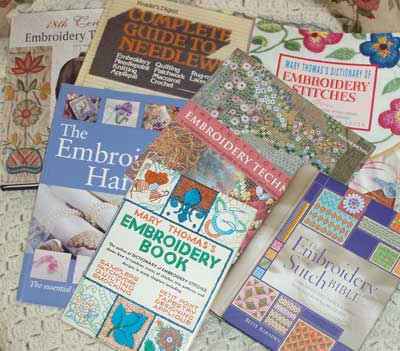Stitch Dictionaries and Information Books