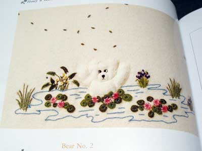 The Wool Embroidery Collection by Gail Rogers