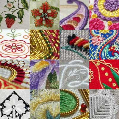 Hand Embroidery Projects on Needle 'n Thread