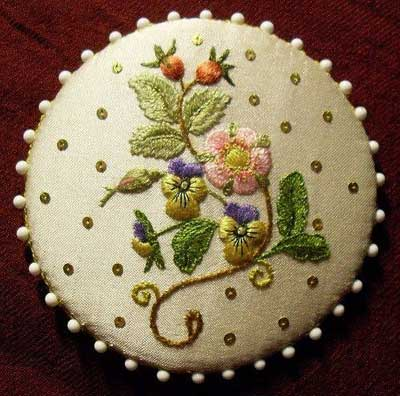 Embroidery Classes With Susan Oconnor Announced Needlenthread