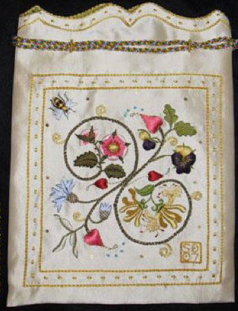 Embroidery Designs by Susan O'Connor