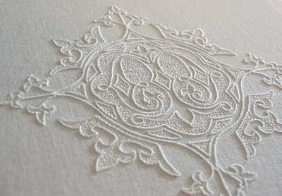 Hand Embroidered Pall - Ecclesiastical Embroidery