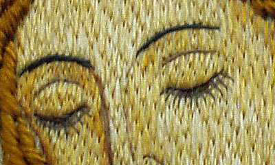 How do you embroider eyes for dolls ? - Yahoo! Answers