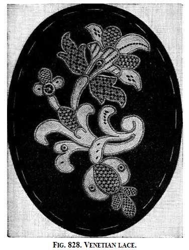 Example of Venetian Lace
