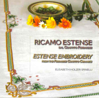 Estense Embroidery: Italian Needlework book