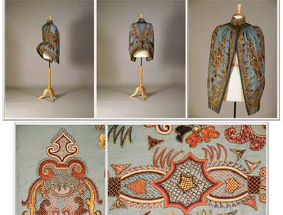 Art of the Embroiderer Exhibit at Kent State University Museum in Ohio