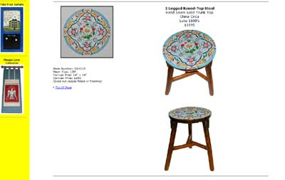 Furniture at Needlepoint, Inc.