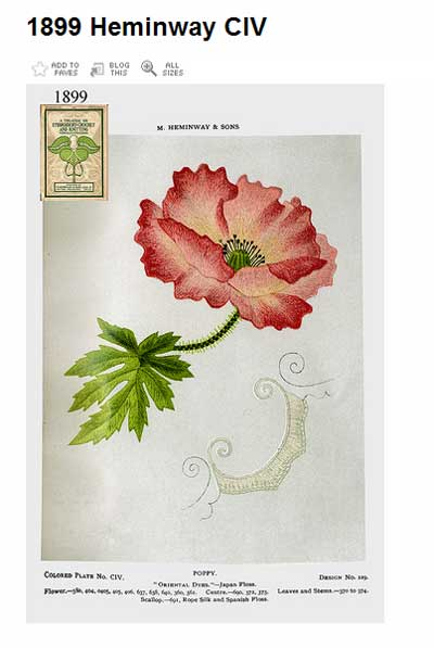 Society Silk Embroidery Images on Flickr