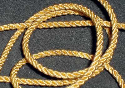 Goldwork thread: Gimp Cord