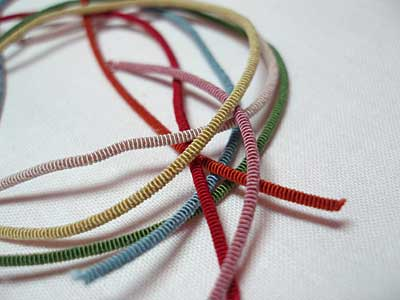 Silk Purl: Real Metal Threads for Hand Embroidery
