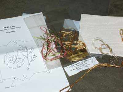 Beginner Goldwork Kit