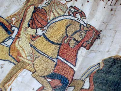 Bayeux Tapestry Embroidery Kit