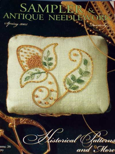 Sampler & Antique Needlework Magazine