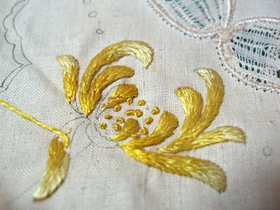 Silk Thread Art | Magic Of Fine Silk Art | Embroidery | Painting