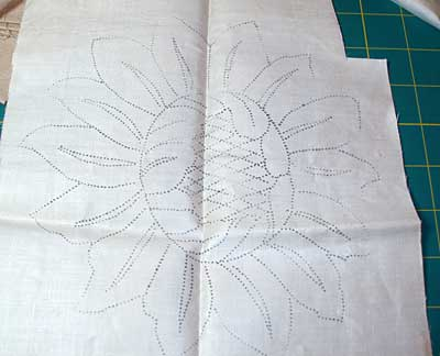 Vintage Linens for Hand Embroidery