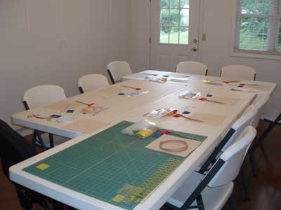 Setting up a Hand Embroidery Class for Kids