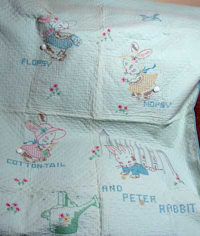 Baby Blanket Hand Embroidery Patterns Sewing Patterns
