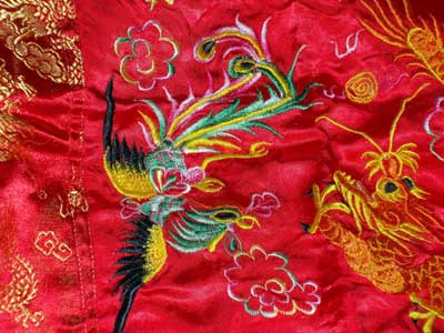 Oriental Baby Carrier
