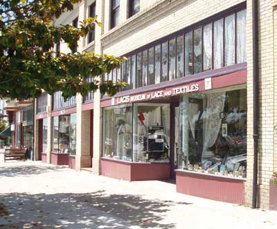 Lacis Needlework Shop in Berkeley, California