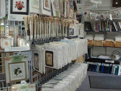 Threadneedle Street Needlework Shop, Issaquah, Washington
