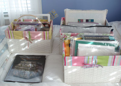 Organizing Needlework Projects