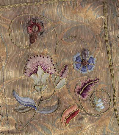 Reader's Embroidery: Embroidered Bookbinding