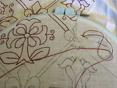 5 Things You Need to Know About Hand Embroidery Fabric – Needle