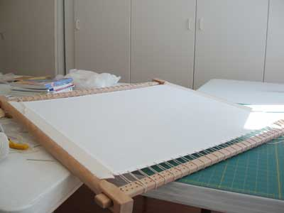Slate Frame for Embroidery