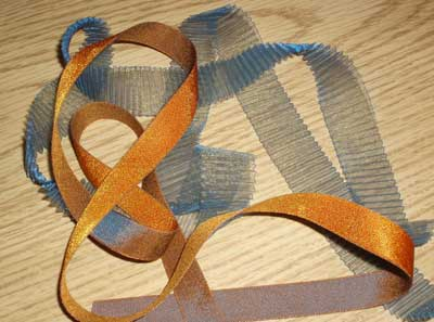 Ribbon for Embroidery Projects