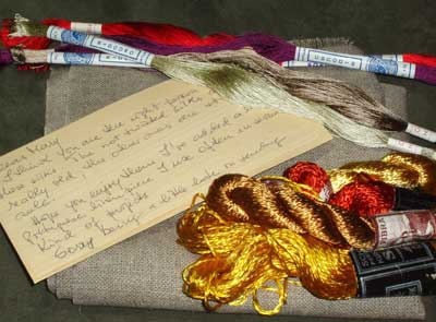 Beautiful Needlework Supplies from Portugal