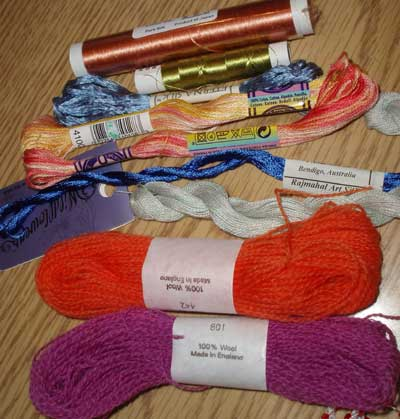 Needlework Stash Contest
