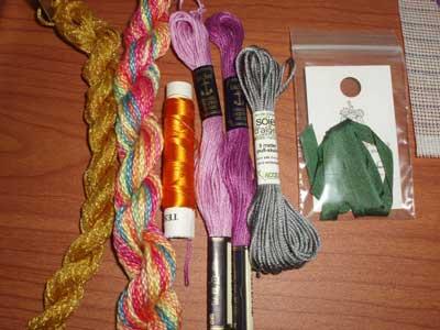 May Embroidery Stash Give Away