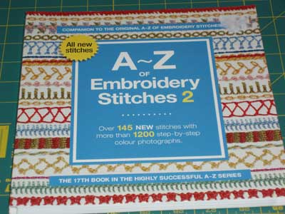 August Embroidery Stash Give-Away