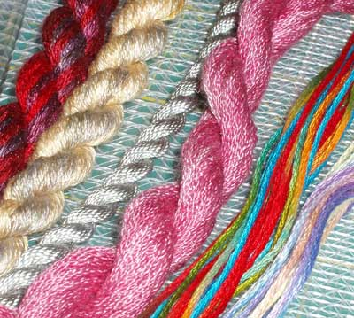 Needlework Give Away for May, 2009, on Needle 'n Thread