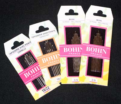 Bohin Needles for Hand Embroidery