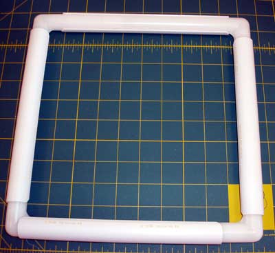 Q-Snaps Embroidery Frame