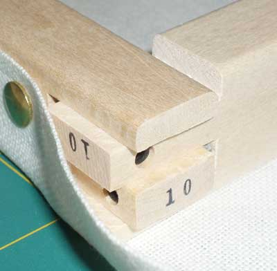 Evertite Stretcher Bar Frames for Hand Embroidery