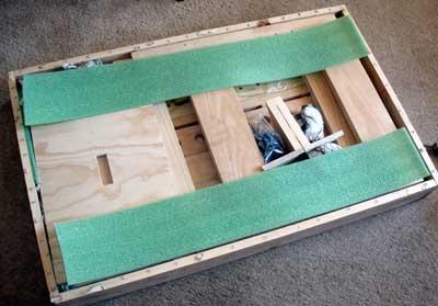 Trestles for Slate Frames for Hand Embroidery