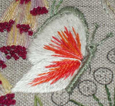 Breath of Spring: Colorful Surface Embroidery Project