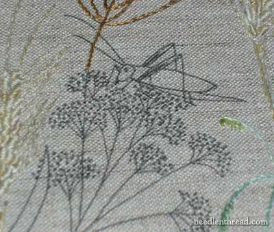 Hand Embroidery Project - Breath of Spring