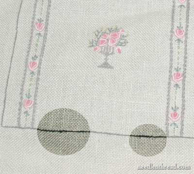 French Maid Needlebook Kit from Access Commodities