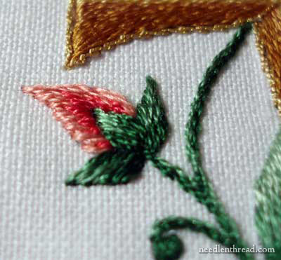 Embroidered Prayerbook Cover