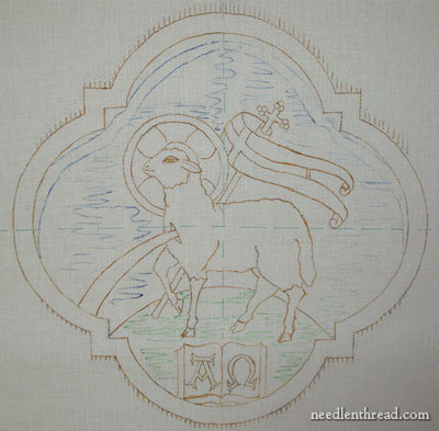 Embroidery Design Transfer