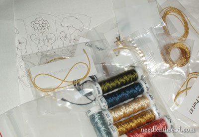 Hand Embroidery Projects Waiting to Happen